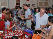 Int'l charity bazaar to open in Ho Chi Minh City