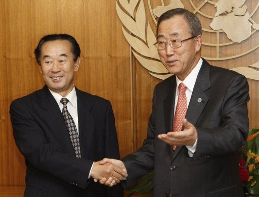 UN humanitarian chief to hold food talks in N.Korea