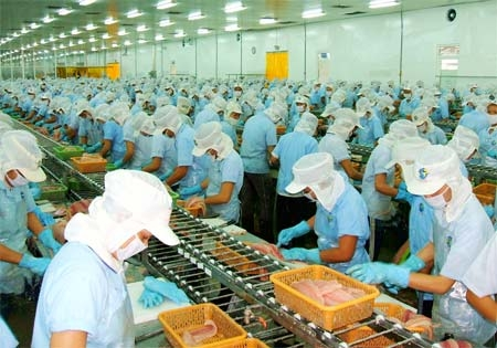 Seafood exports face low profits, high costs