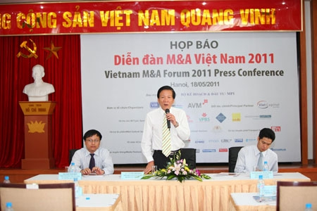 Mergers and acquisitions a new trend in Vietnamese market
