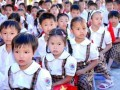 Kids gearing up for competitions for first grade
