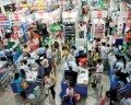 Retail sales growth slows due to inflation
