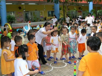 Five-year-olds get priority at public kindergartens