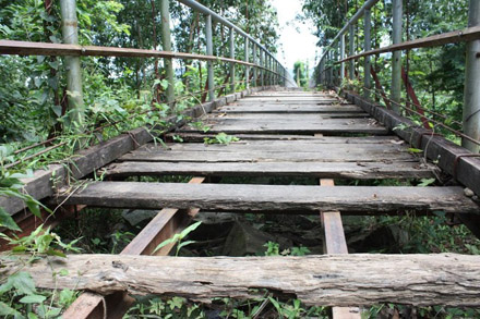 Khanh Hoa's deadly bridges