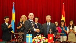 Sweden continues supporting poverty reduction in VN