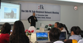 Environmental project to be implemented in VN with FK support