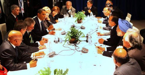 COP15: US, China, India and South Africa reach deal