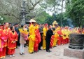 Ceremony welcomes UNESCO's recognition of St. Giong festival
