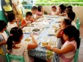 """Price storm"" makes nursery school kid's meals more abstemious"