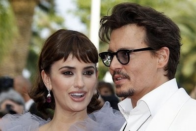 Depp back on high seas for 'Pirates of the Caribbean' latest