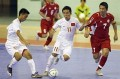 Vietnam to play in Group B of 2012 AFC Futsal Champs