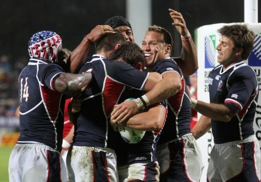 USA ruin Russia's rugby World Cup debut